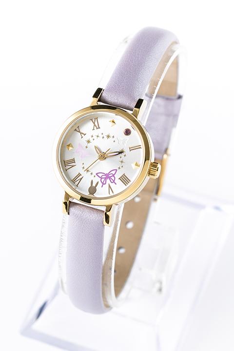睦月 始 モデル 腕時計 リストウォッチ ツキウタ。 THE ANIMATION