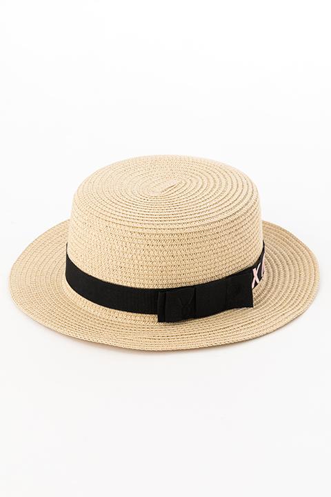 如月 恋 モデル カンカン帽 帽子 ツキウタ。 THE ANIMATION