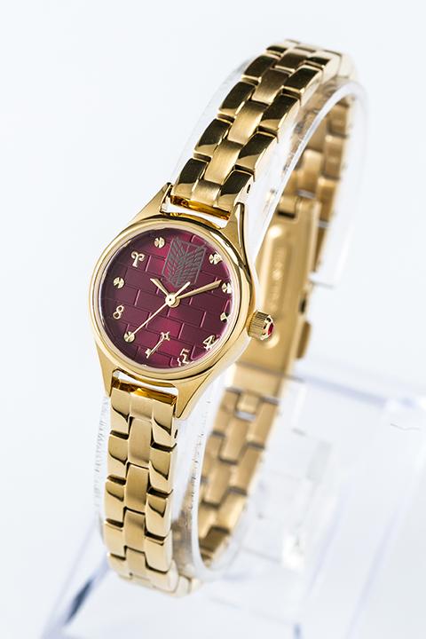 エレン・イェーガー モデル 腕時計 リストウォッチ 進撃の巨人