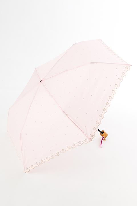 木之本 桜 折りたたみ傘 カードキャプターさくら クリアカード編