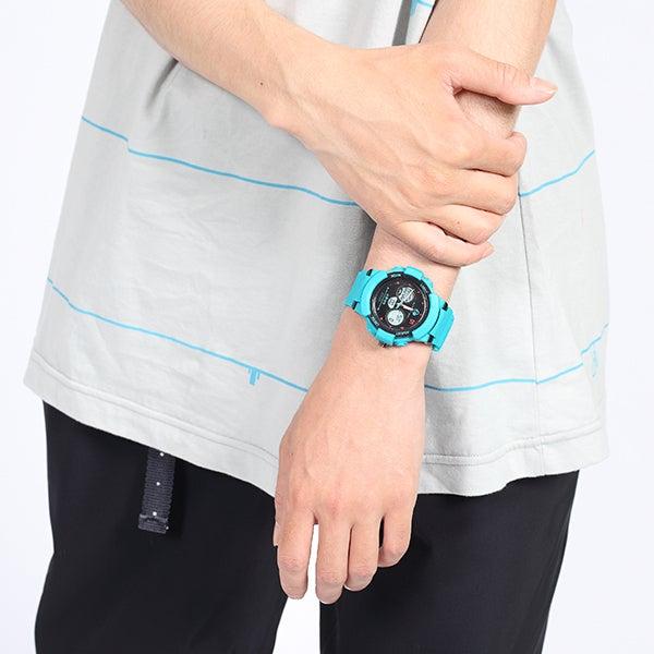初音ミクモデル 腕時計