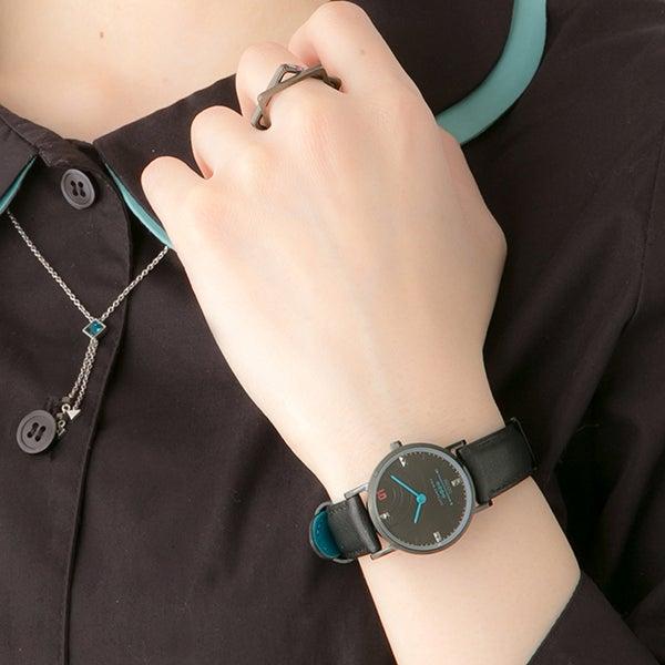初音ミクモデル 腕時計(レディースサイズ)
