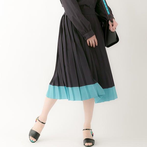 初音ミクモデル スカート