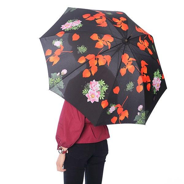 幼馴染(鬼灯、烏頭、蓬、お香)モデル 傘 鬼灯の冷徹
