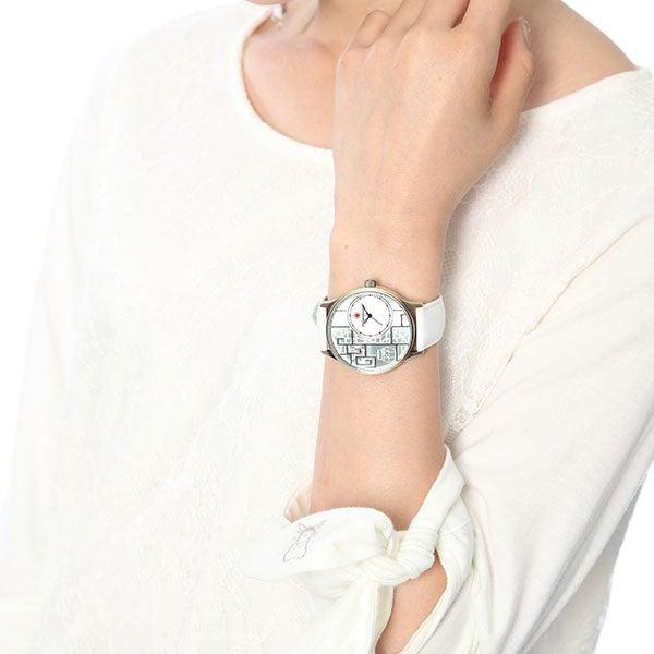 白澤モデル 腕時計 鬼灯の冷徹