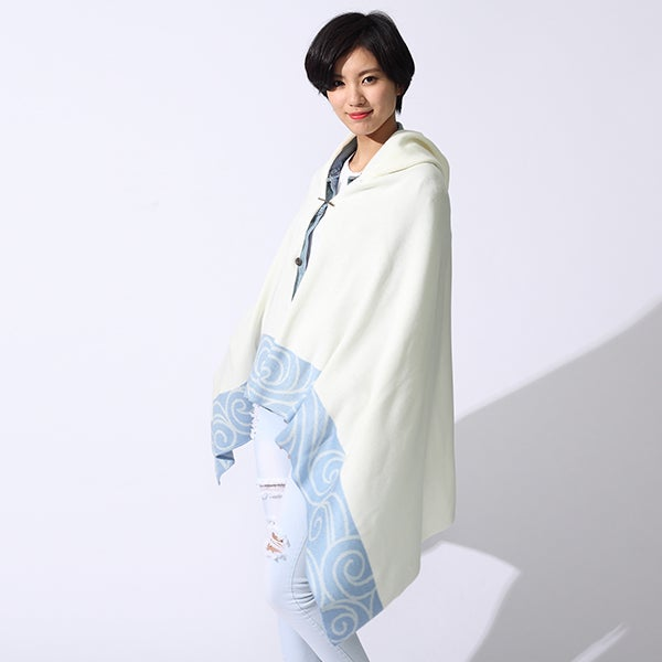 坂田銀時モデル ストール&ストールピン 銀魂