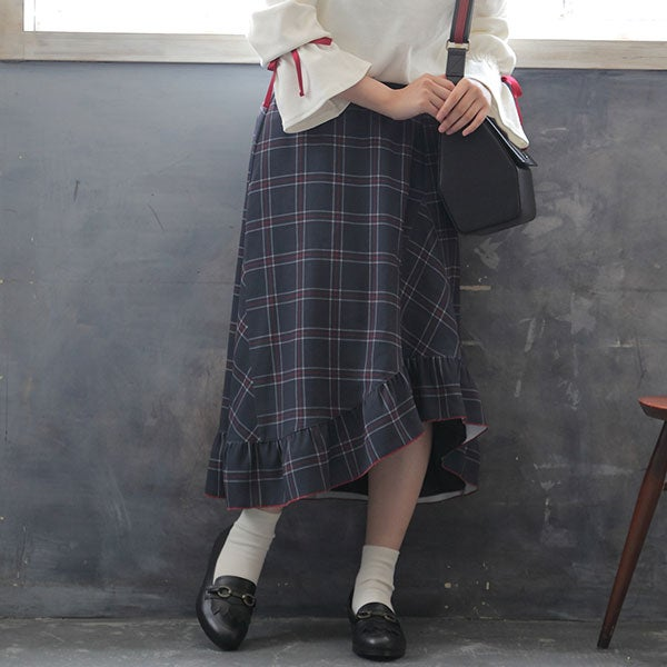 主人公モデル スカート ペルソナ5