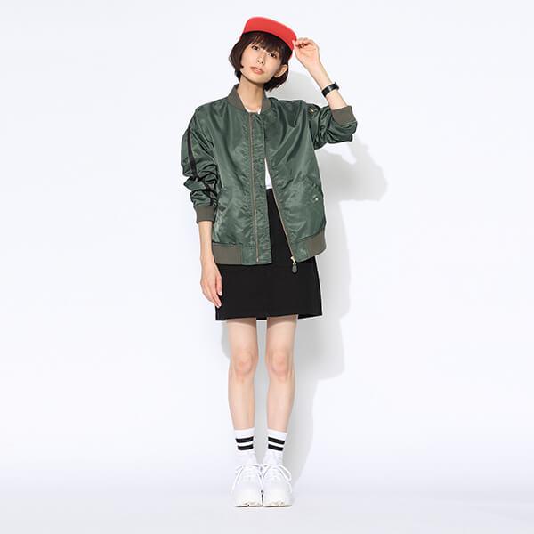 御手杵モデル ブルゾン 刀剣乱舞-ONLINE-
