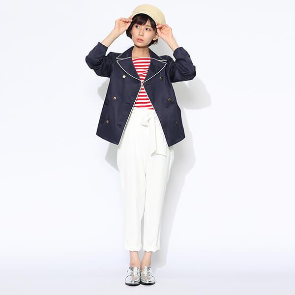 薬研藤四郎モデル ジャケット 刀剣乱舞-ONLINE-