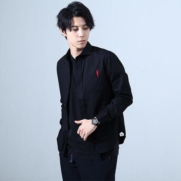 岡部倫太郎モデル オックスシャツ STEINS;GATE 0