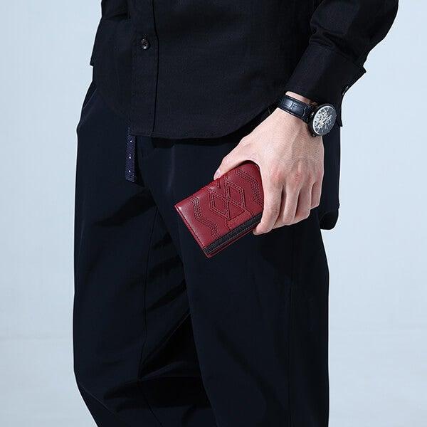 岡部倫太郎モデル カードケース(レッド) STEINS;GATE 0