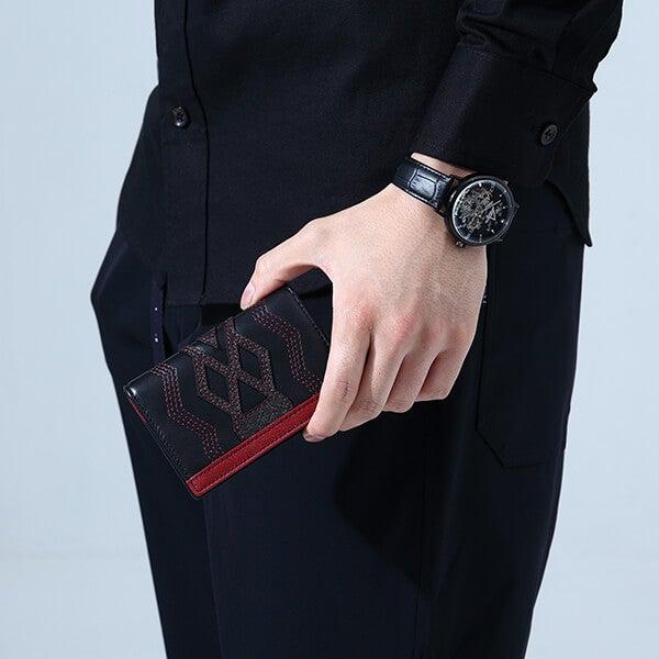 岡部倫太郎モデル カードケース(ブラック) STEINS;GATE 0