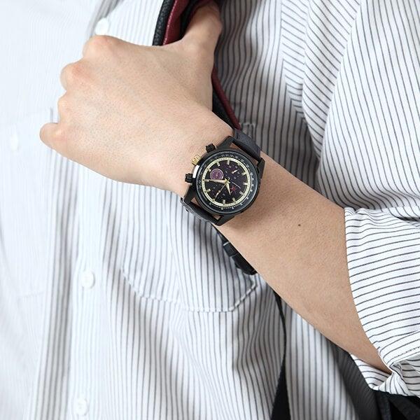 ゼロモデル 腕時計 コードギアス 反逆のルルーシュIII 皇道
