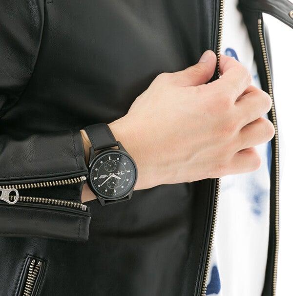 司波達也モデル 腕時計 劇場版 魔法科高校の劣等生 星を呼ぶ少女