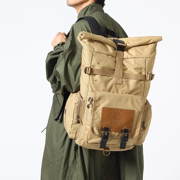 アンツィオ高校 CV33モデル ミリタリーリュック ガールズ&パンツァー 最終章