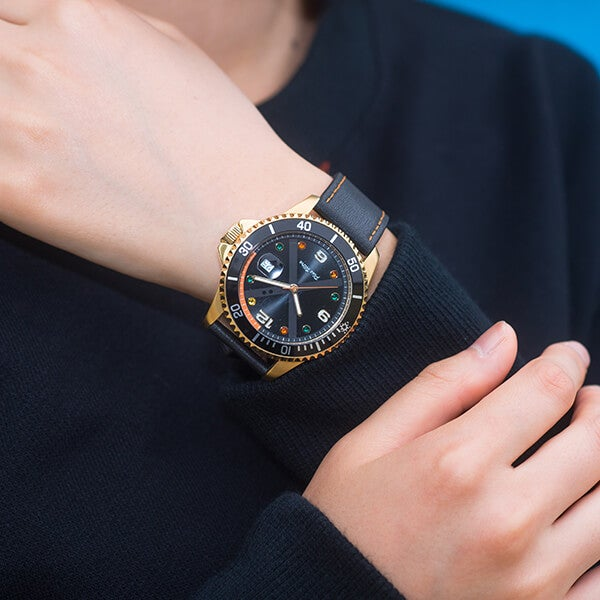 爆豪勝己 モデル 腕時計 僕のヒーローアカデミア