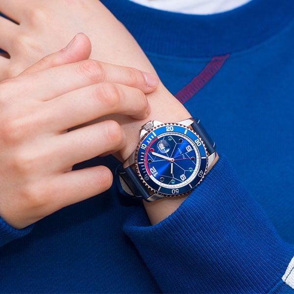 轟焦凍 モデル 腕時計 僕のヒーローアカデミア