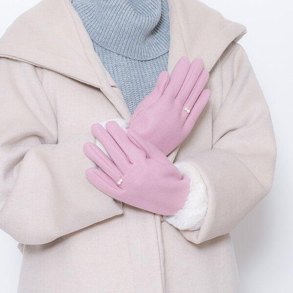春組モデル 手袋 A3!