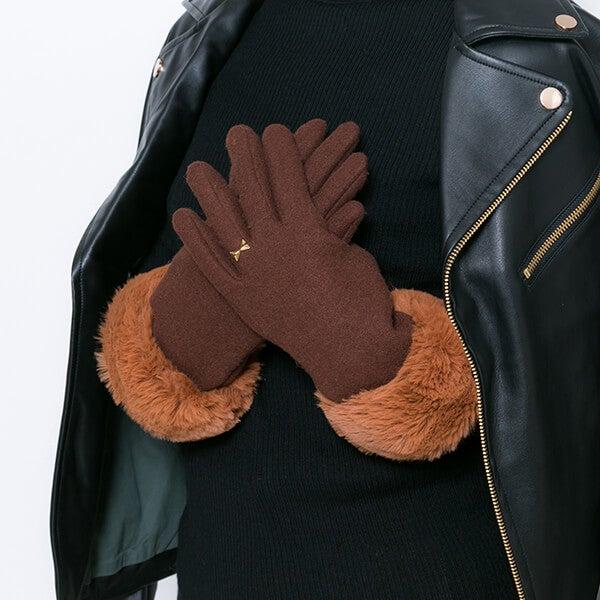 秋組モデル 手袋 A3!