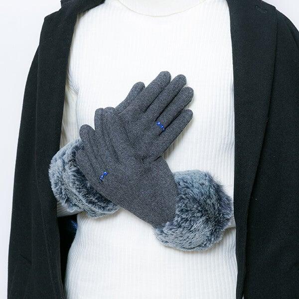 冬組モデル 手袋 A3!