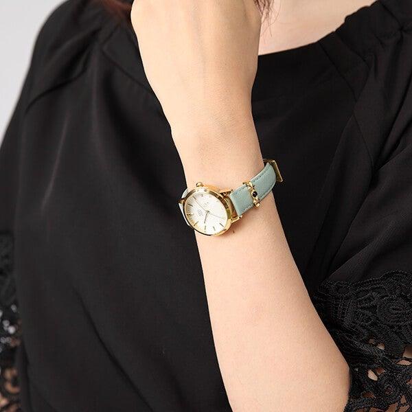 弥生春モデル 腕時計 ツキウタ。 THE ANIMATION