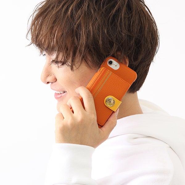 ポジティブパッションモデル スマートフォンケース iPhone6/6s/7/8対応 アイドルマスター シンデレラガールズ