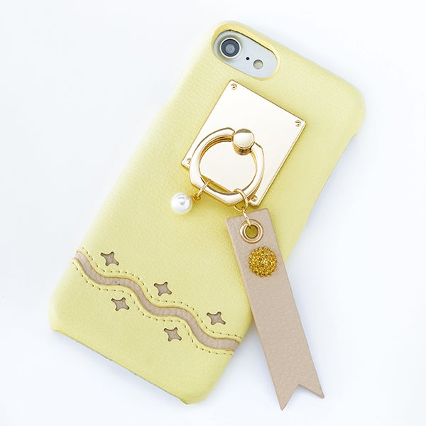 斑鳩 三角モデル スマートフォンケース iPhone7/8対応 A3! 夏組
