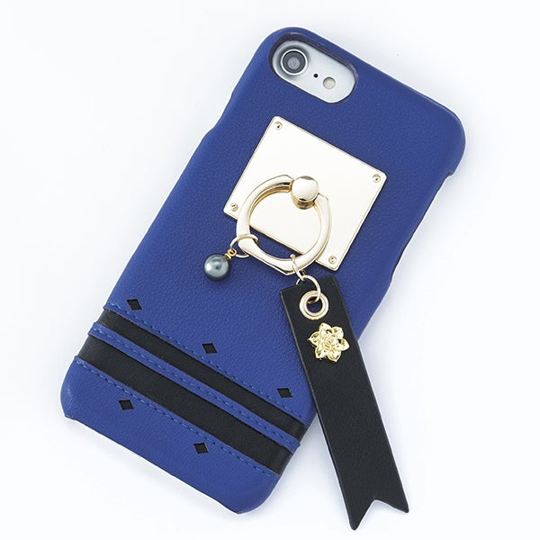 月岡 紬モデル スマートフォンケース iPhone7/8対応 A3! 冬組