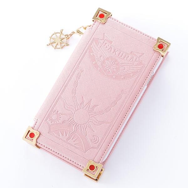 木之本 桜モデル スマートフォンケース iPhone6/6s/7/8対応 カードキャプターさくら クリアカード編