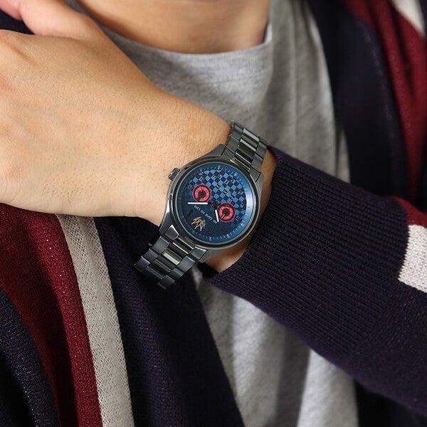 『  』(くうはく)モデル 腕時計 ノーゲーム・ノーライフ
