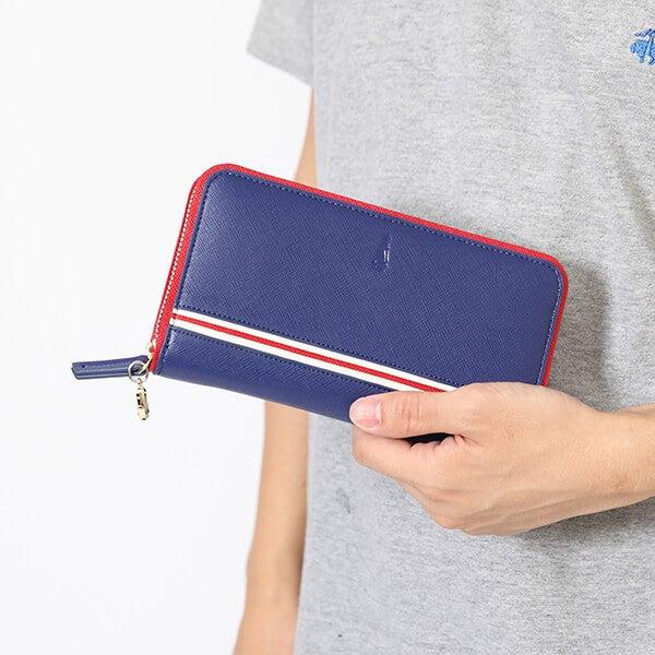 『  』(くうはく)モデル 長財布 ノーゲーム・ノーライフ