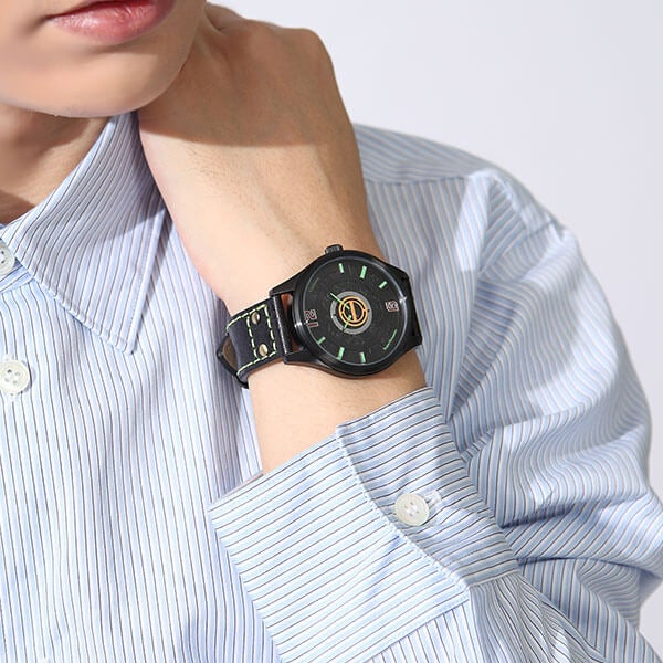 ハザマモデル 腕時計 BLAZBLUE CENTRALFICTION