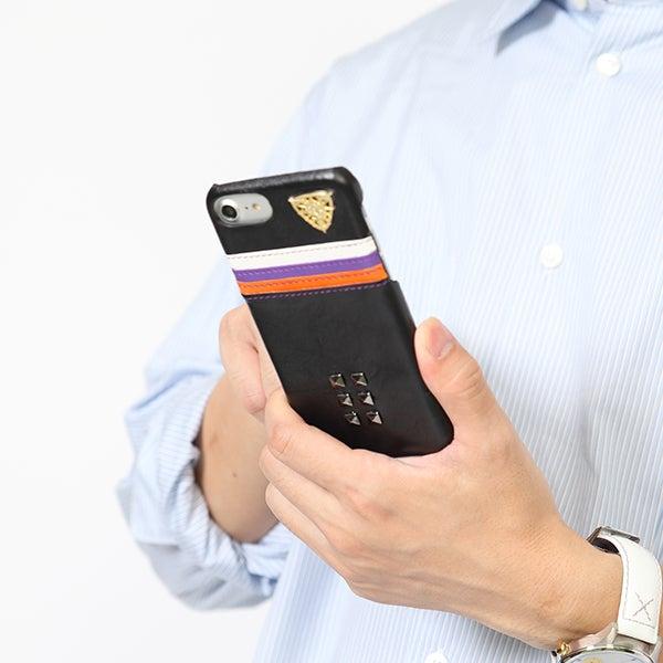 エミリア モデル スマートフォンケース  iPhone6・6s/7/8対応 Re:ゼロから始める異世界生活