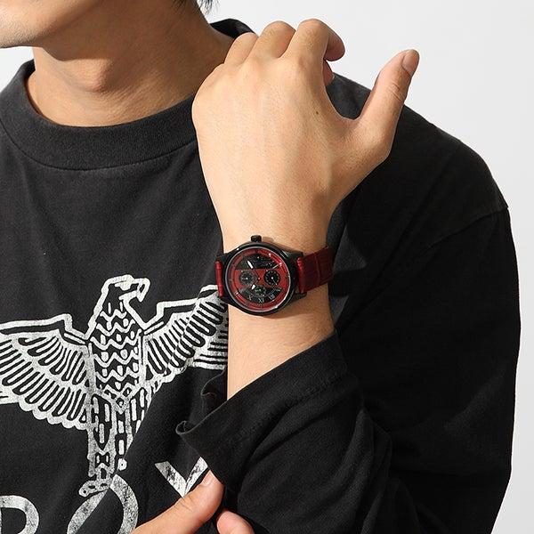 雨宮リンドウ モデル 腕時計 GOD EATER