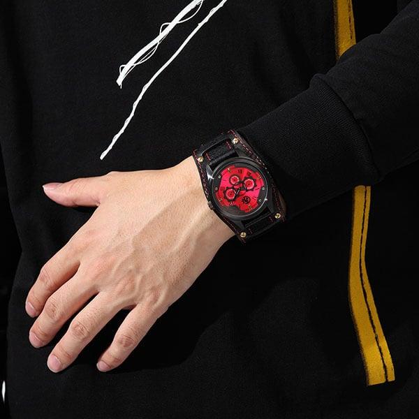 ソル=バッドガイモデル 腕時計 GUILTY GEAR Xrd -REVELATOR-2
