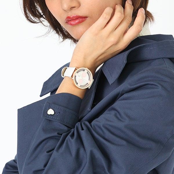 毛利蘭モデル 腕時計 名探偵コナン×SuperGroupies