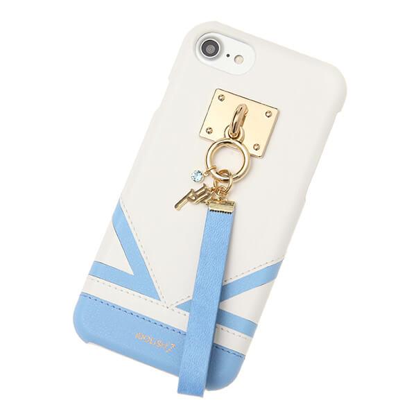 四葉環モデル スマートフォンケース iPhone6/6s/7/8対応 アイドリッシュセブン