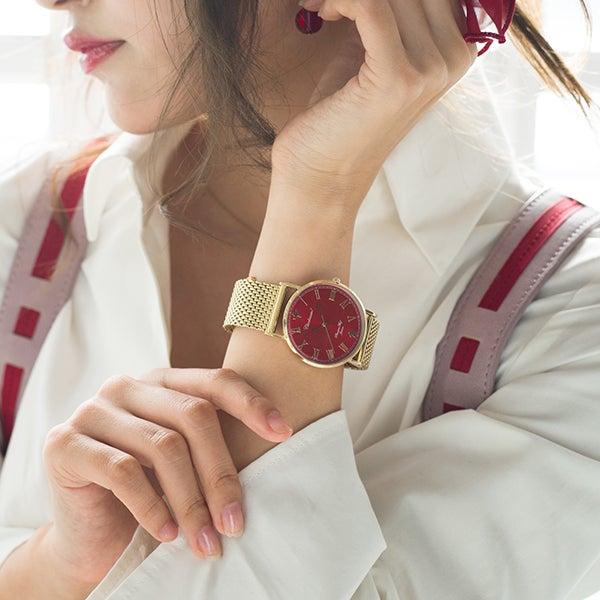 神風怪盗ジャンヌモデル 腕時計