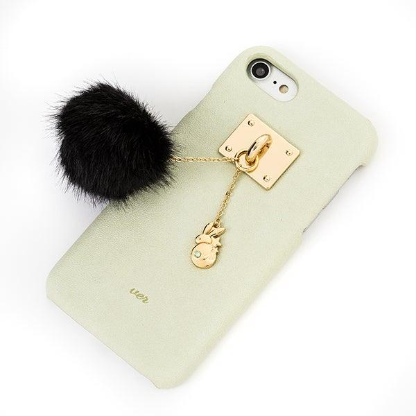 弥生 春モデル スマートフォンケース iPhone7/8対応 ツキウタ。 THE ANIMATION