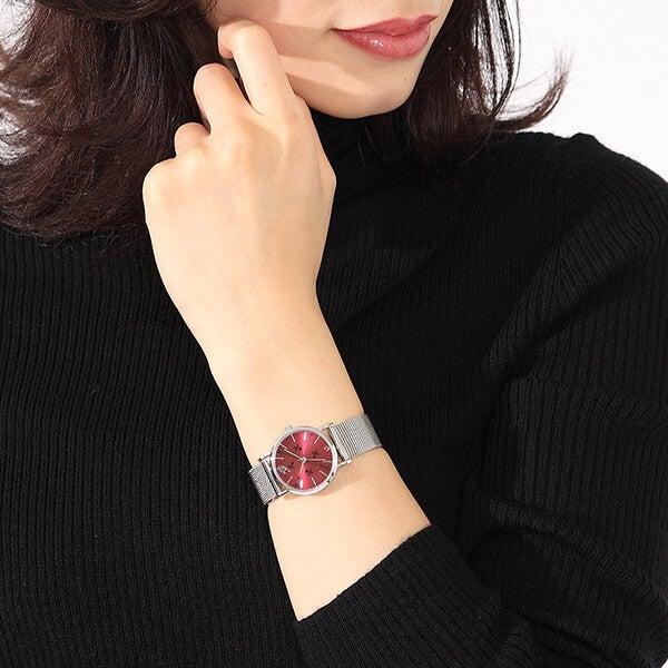 エルザ・スカーレットモデル 腕時計 FAIRY TAIL
