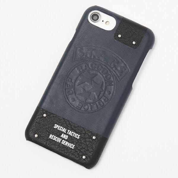 S.T.A.R.S.モデル スマートフォンケース iPhone6/6s/7/8対応 バイオハザード