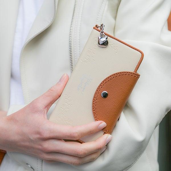 夏目友人帳モデル スマートフォンケース iPhone6/6s/7/8対応 夏目友人帳