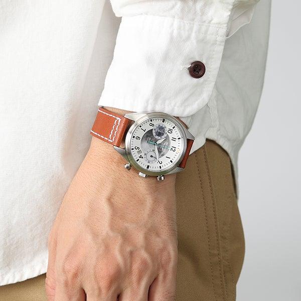 ヒビトモデル 腕時計 宇宙兄弟