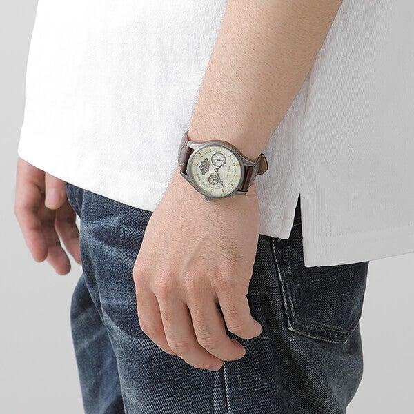 ワイルドアームズモデル 腕時計