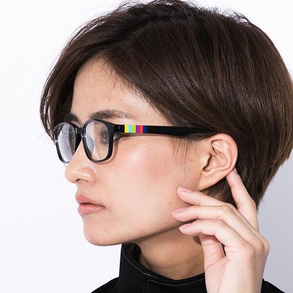 主人公 モデル メガネ ペルソナ4