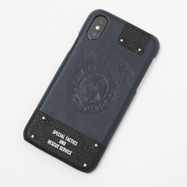 S.T.A.R.S.モデル スマートフォンケース iPhoneX/Xs対応 バイオハザード