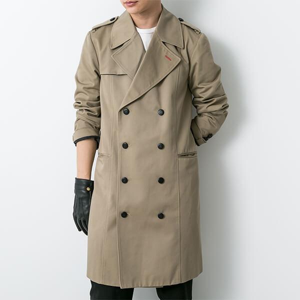 明智吾郎モデル コート ペルソナ5