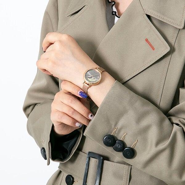 明智吾郎モデル 腕時計 ペルソナ5