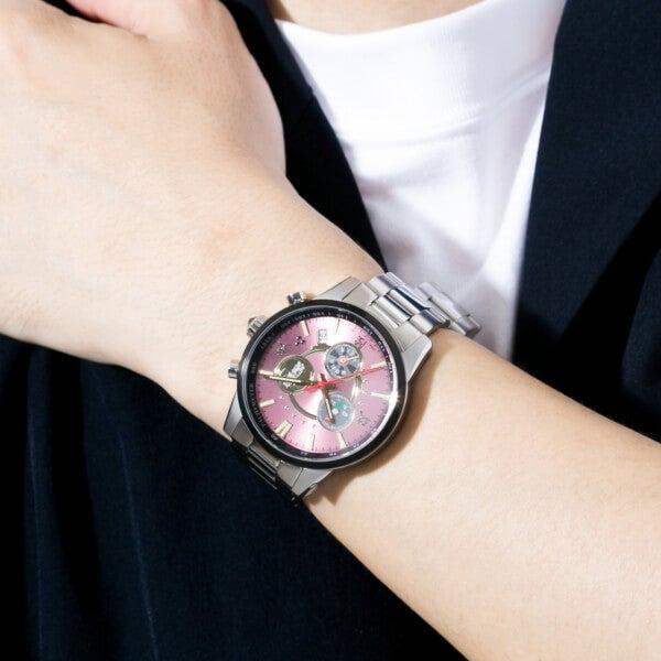 光武二式 さくら機モデル 腕時計 サクラ大戦 真宮寺さくら