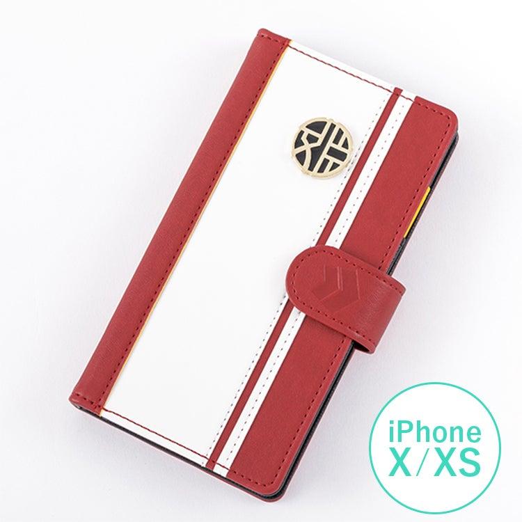 姫屋 モデル iPhoneX/Xs対応 スマートフォンケース ARIA